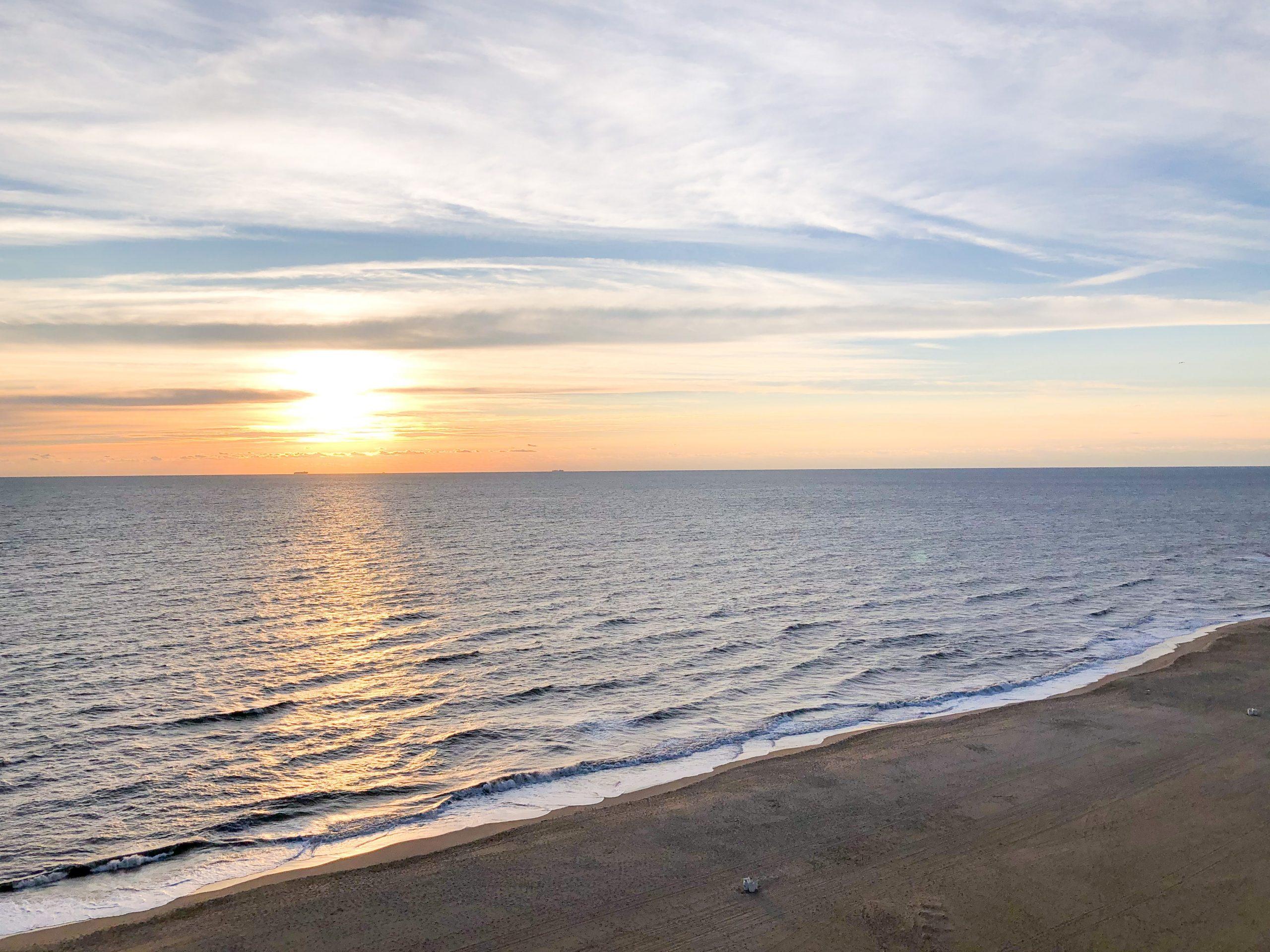 Beach Meditation (Video)