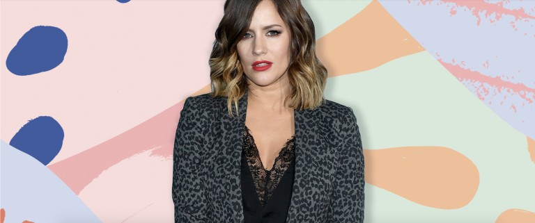 Caroline Flack's death shows even outwardly confident people may need help.